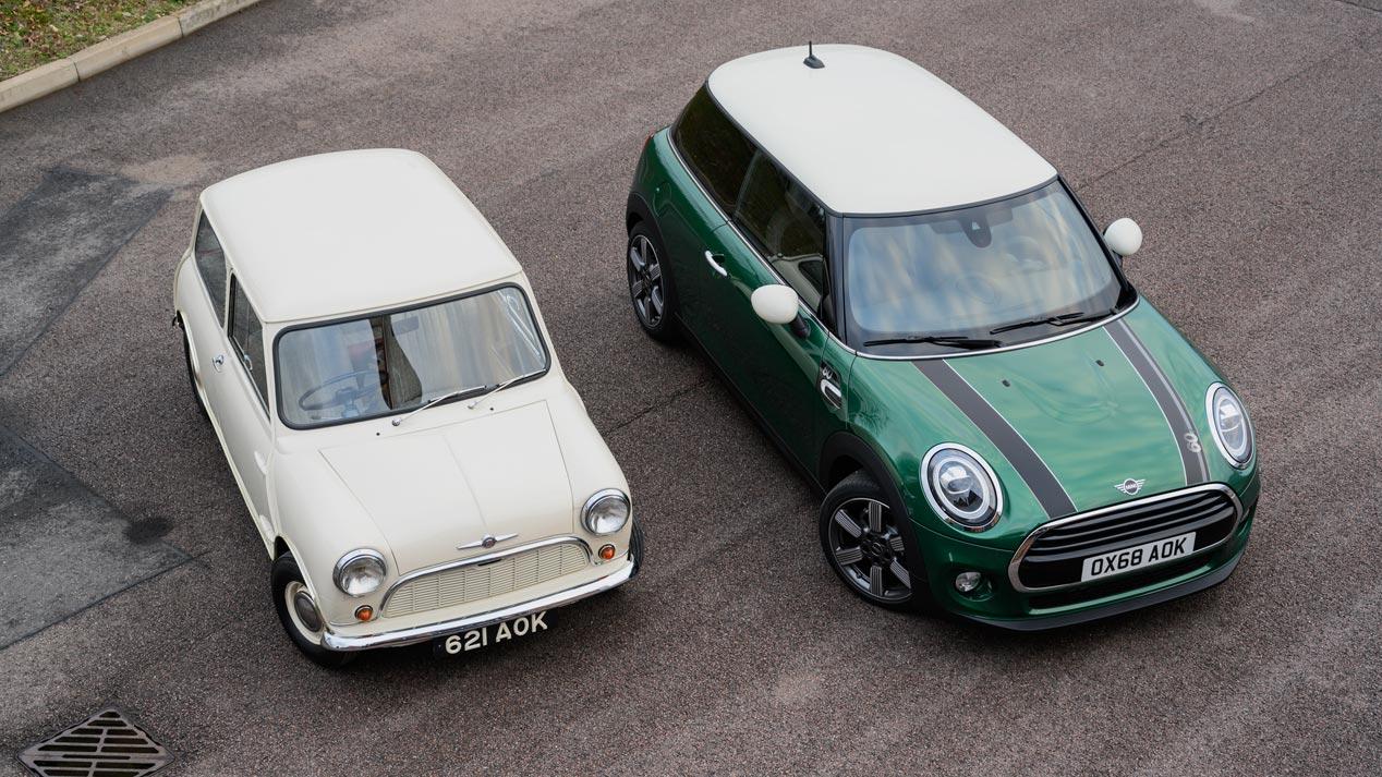 Mini celebra los 60 años de un coche mítico
