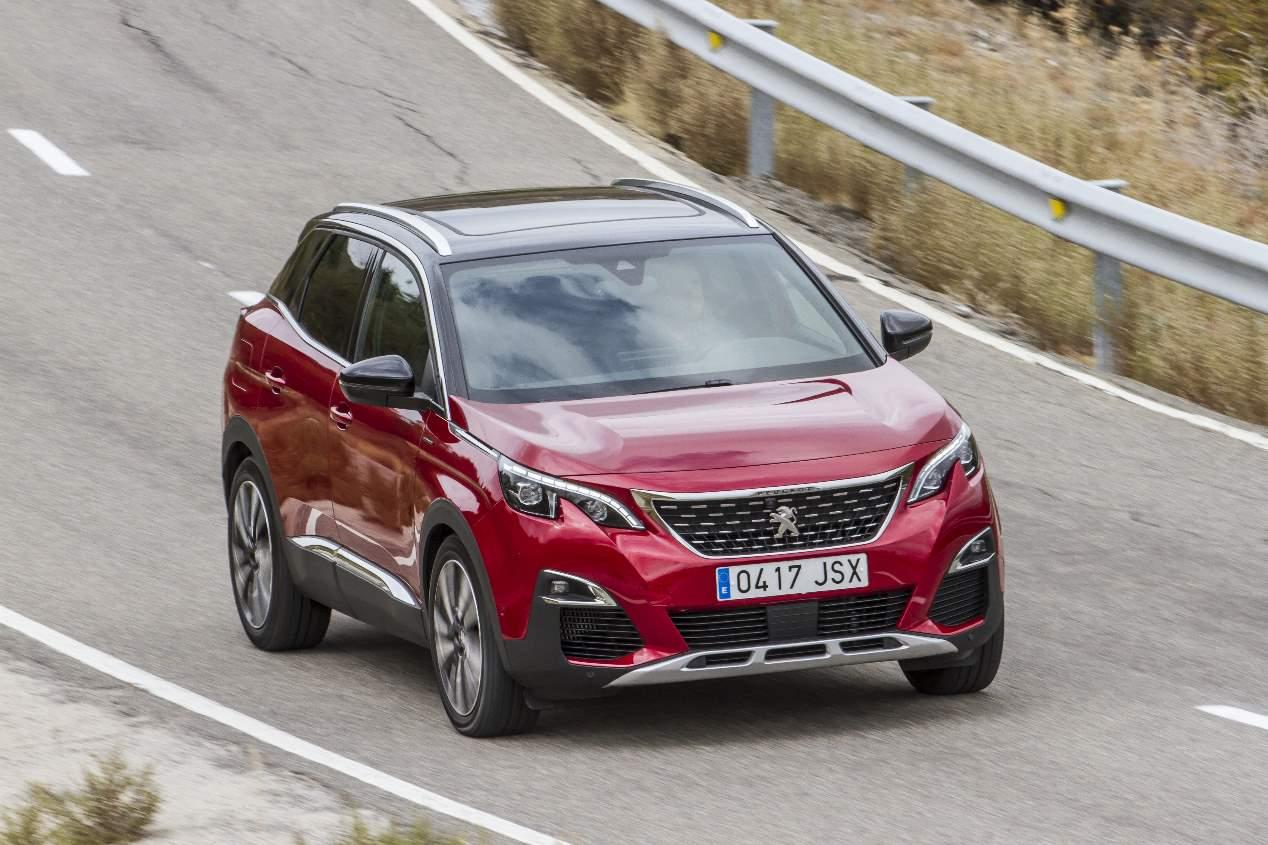 Los coches y SUV más vendidos de enero a agosto de 2019, en fotos