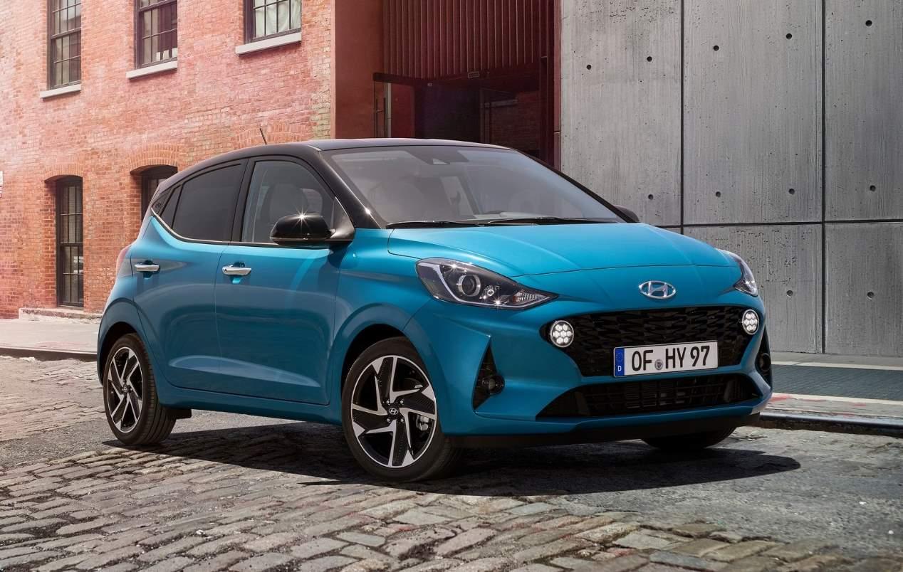El nuevo Hyundai i10 2020, en imágenes