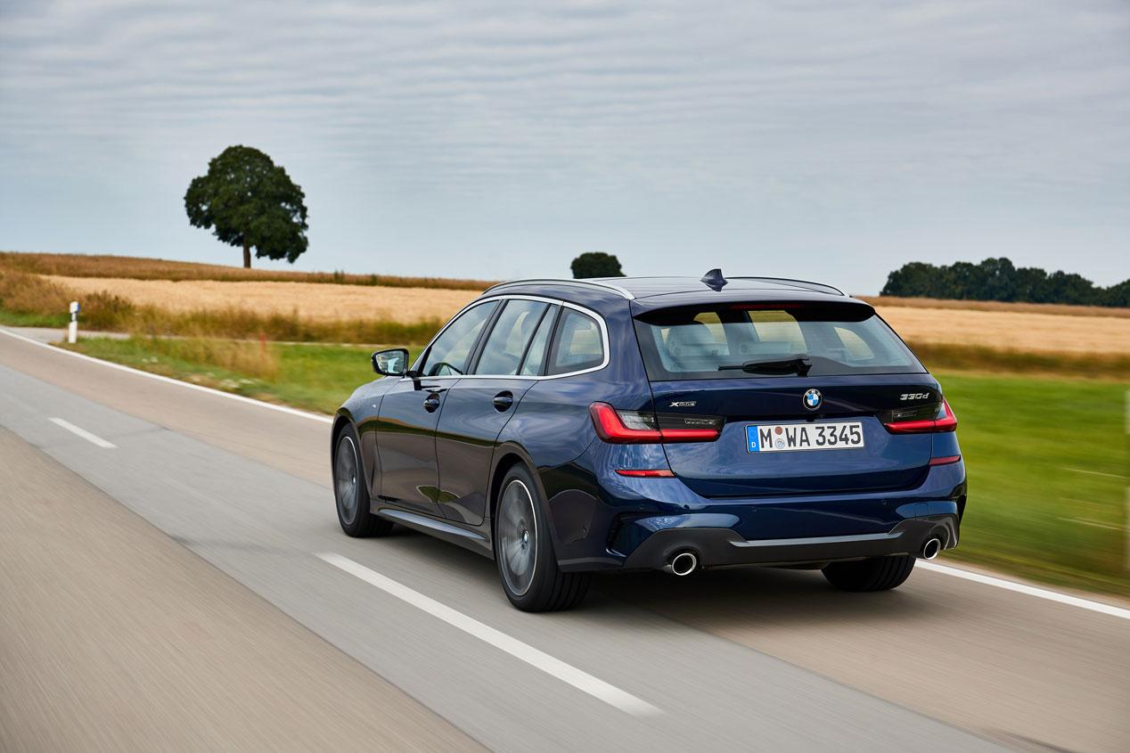 BMW Serie 3 Touring, ya conocemos sus precios