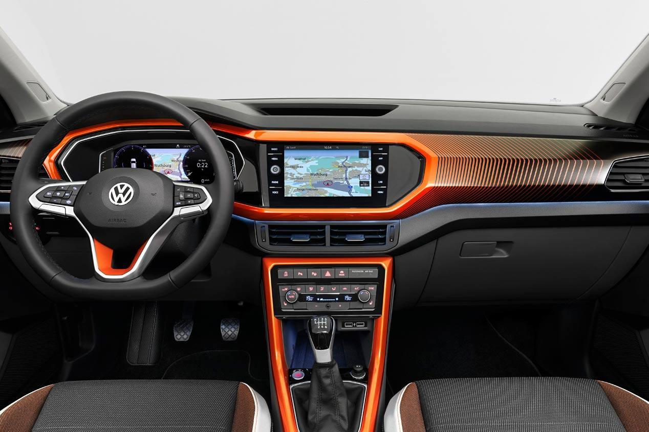 VW T-Sport 2021: el nuevo SUV coupé utilitario que llegará a Europa