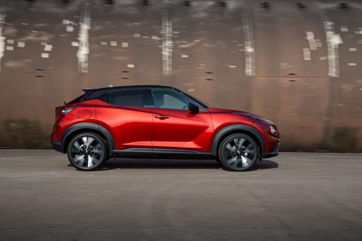 Nissan Juke 2020: nuevas fotos de la segunda generación del SUV