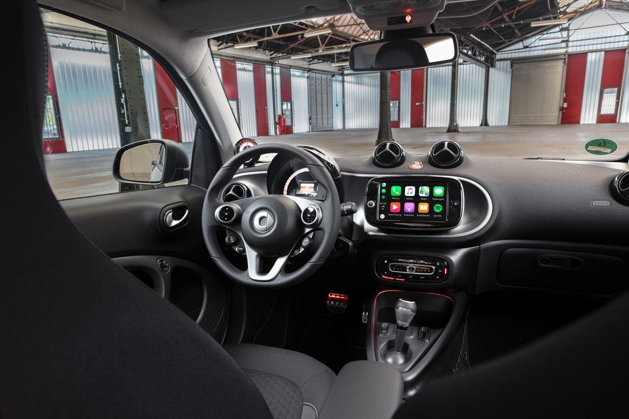 Smart EQ ForTwo y EQ ForFour, la nueva generación solo en eléctrico