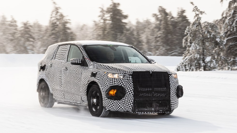 Ford SUV eléctrico: primeras imágenes del prototipo que llega al mercado en 2020