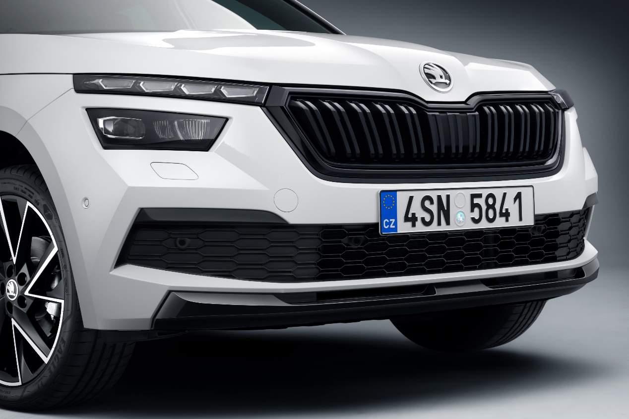 Skoda Kamiq Monte Carlo: así luce el nuevo SUV deportivo