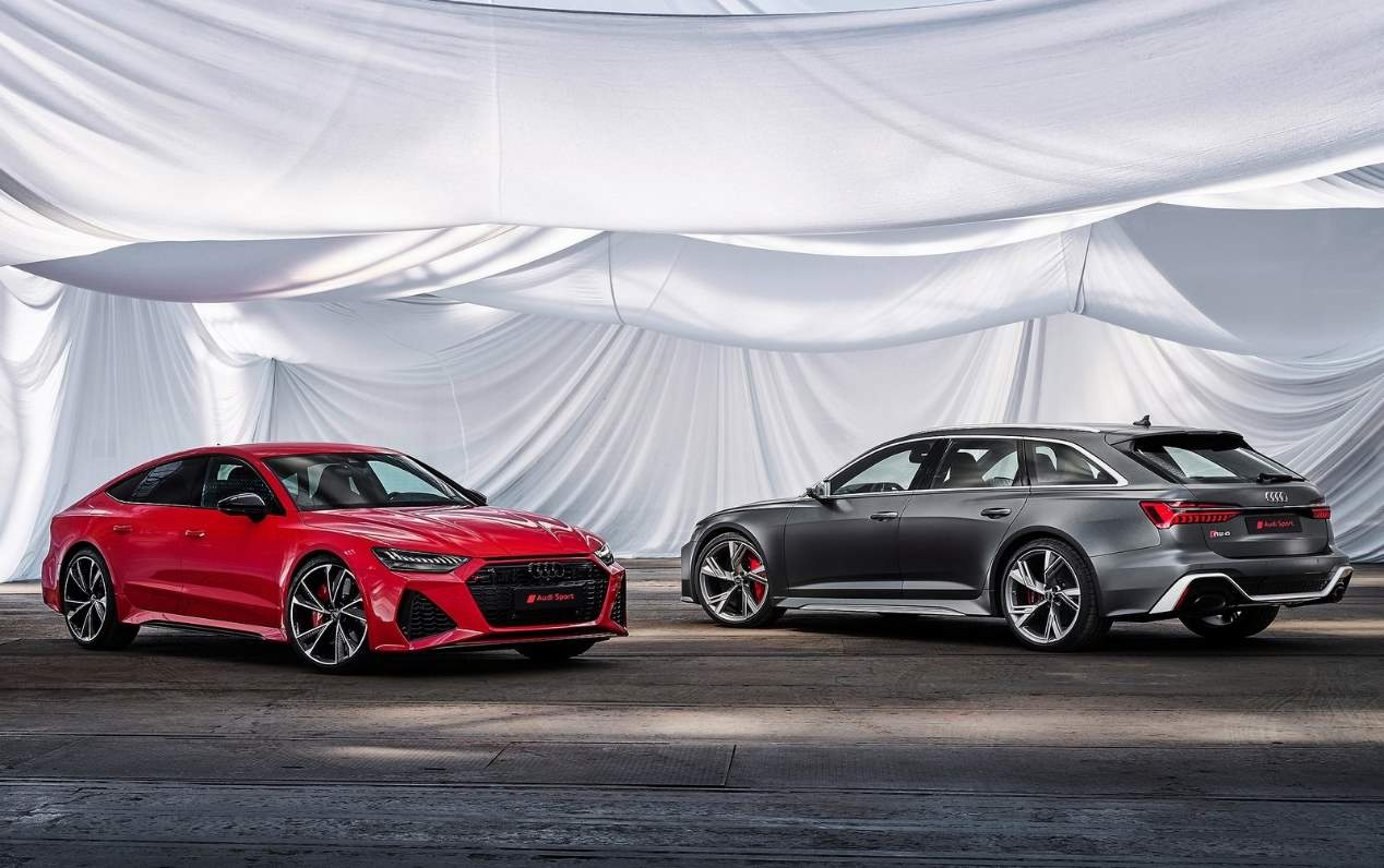 Audi RS 7 Sportback 2020: la berlina coupé, aún más deportiva y potente