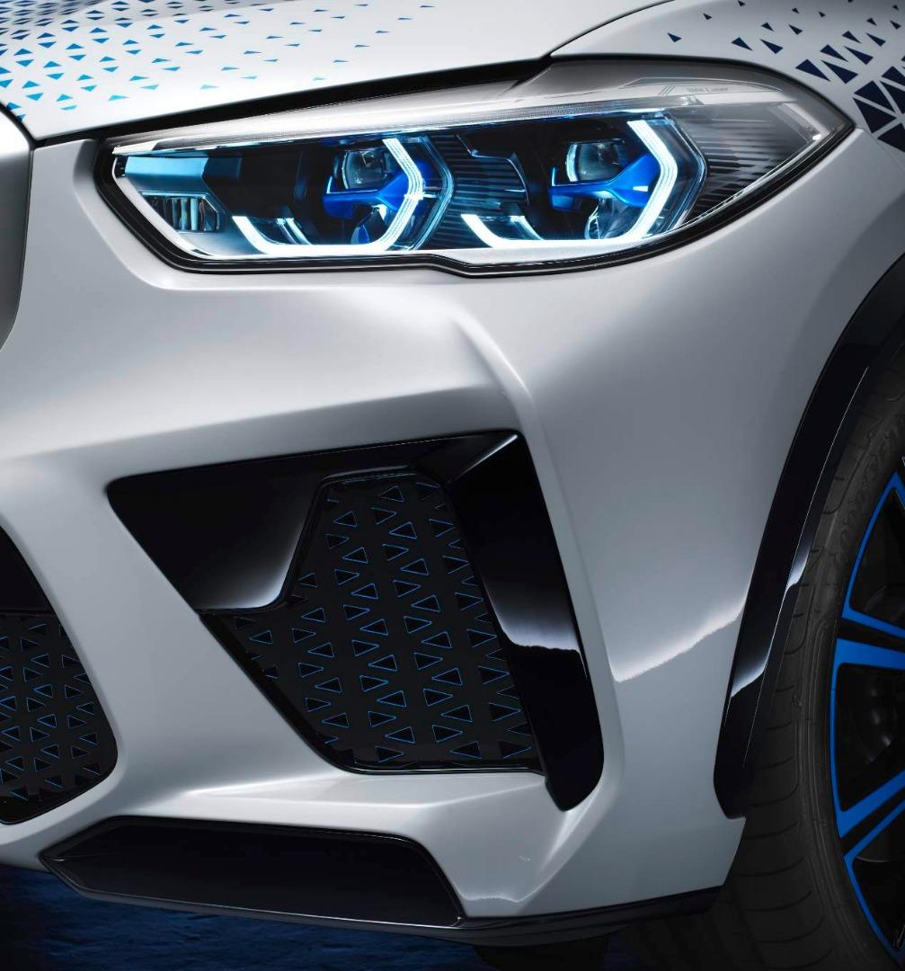 BMW i Hydrogen NEXT: así serán los BMW con pila de combustible de hidrógeno