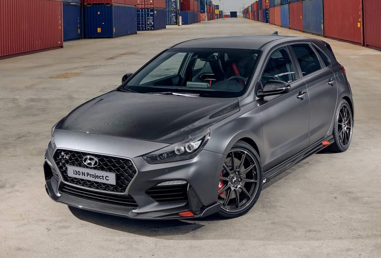 Hyundai i30 N Project C: la nueva y más ligera edición limitada del deportivo