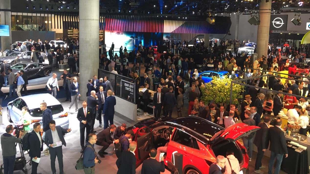 Salón de Frankfurt 2019: las mejores novedades que se estrenan, en FOTOS