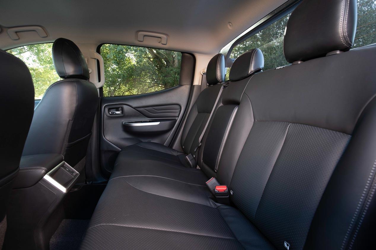Conducimos el nuevo Mitsubishi L200