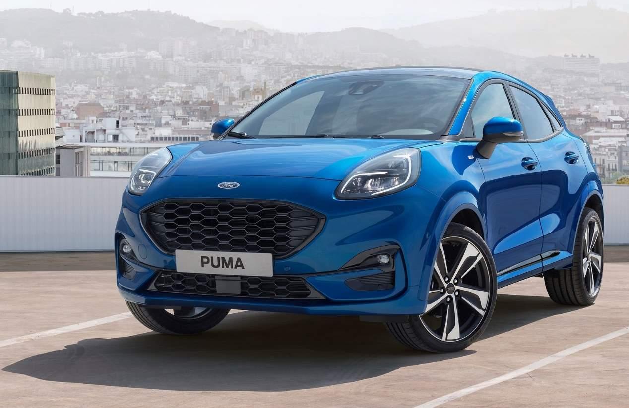 El Ford Puma 2020, ya a la venta en Europa