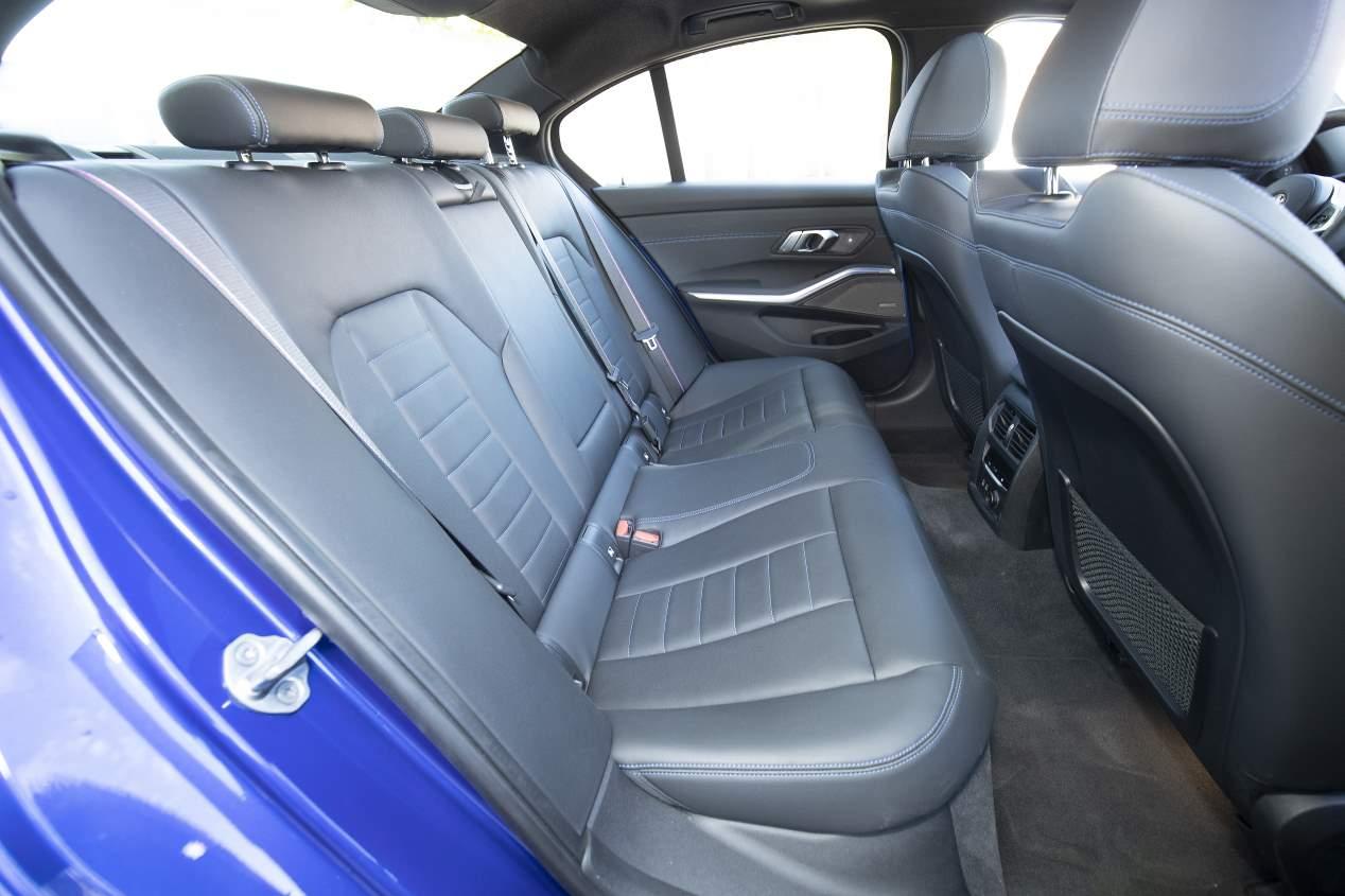 Comparativa: BMW 330i vs Volvo S60 T5