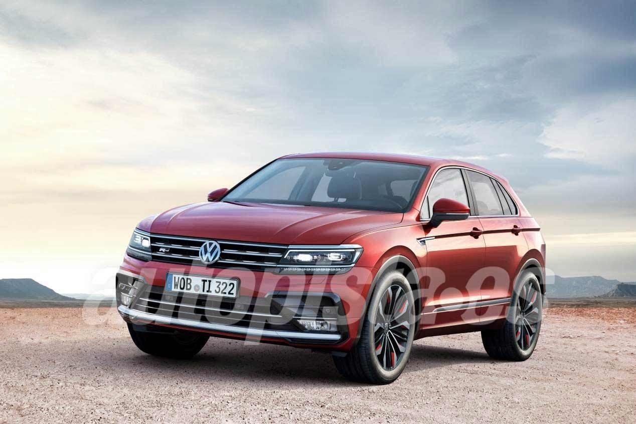 Volkswagen Tiguan 2020-2022: todos los secretos del SUV ...