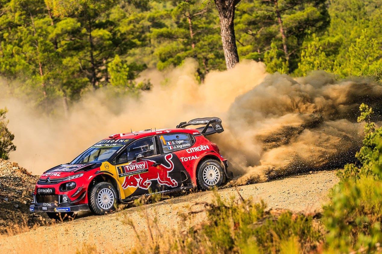 Las mejores imágenes del Rally de Turquía 2019: victoria de Ogier y Citroën