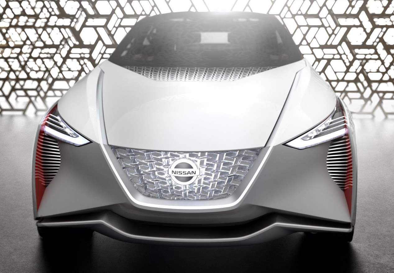 """El nuevo Nissan """"Qashqai eléctrico"""" toma forma: así podría ser"""