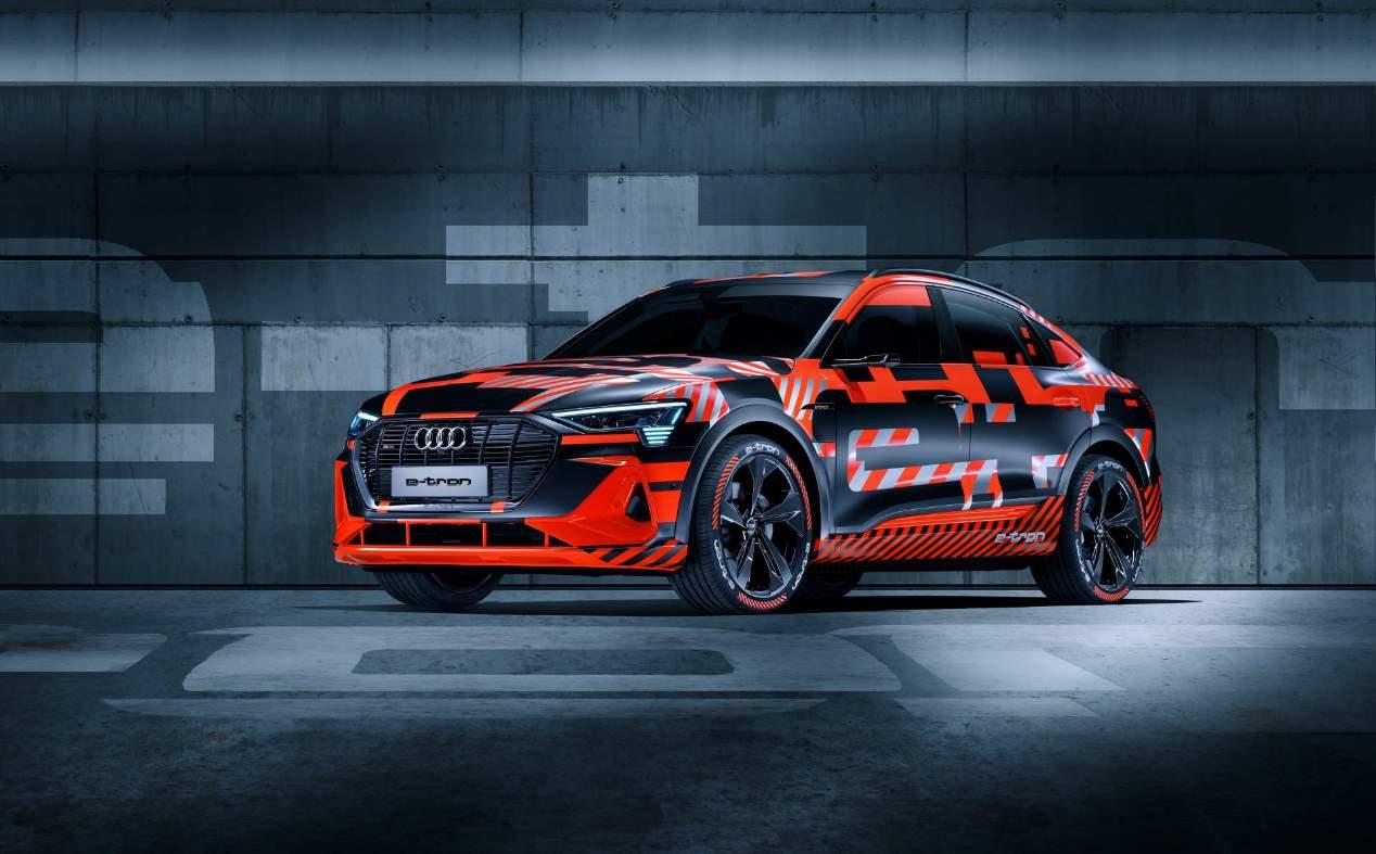 Audi e-tron Sportback: el nuevo eléctrico debuta en noviembre