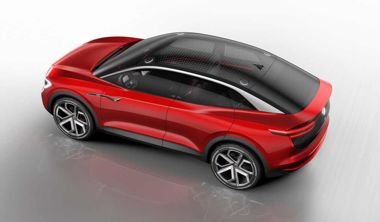 VW ID.4: así será el SUV eléctrico que llegará a lo largo de 2020
