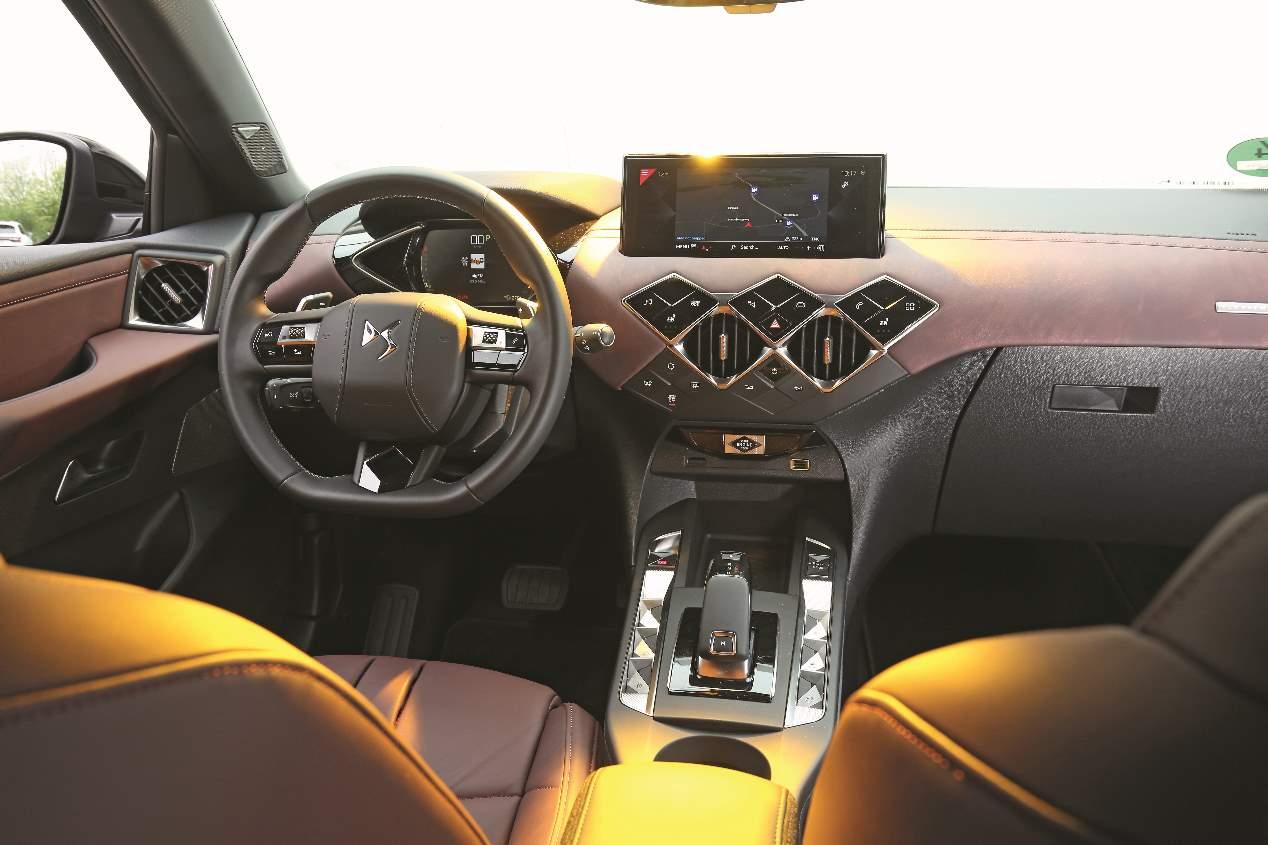Los Audi Q2, DS 3 Crossback y VW T-Cross, en imágenes