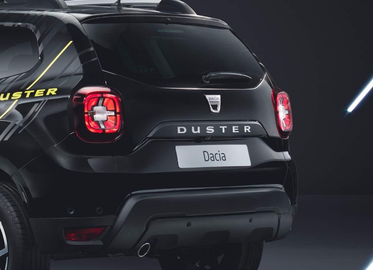 El Dacia Duster Black Collector, en fotos