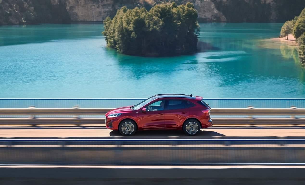 El Ford Kuga 2019 de tercera generación, ya a la venta en Europa