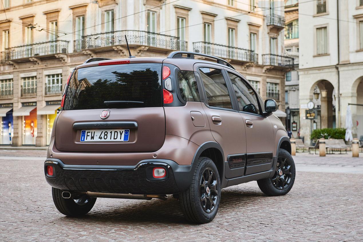 Fiat Panda Trussardi, sus mejores fotos