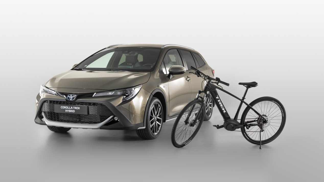 Toyota Corolla Trek: nueva versión campera para el compacto