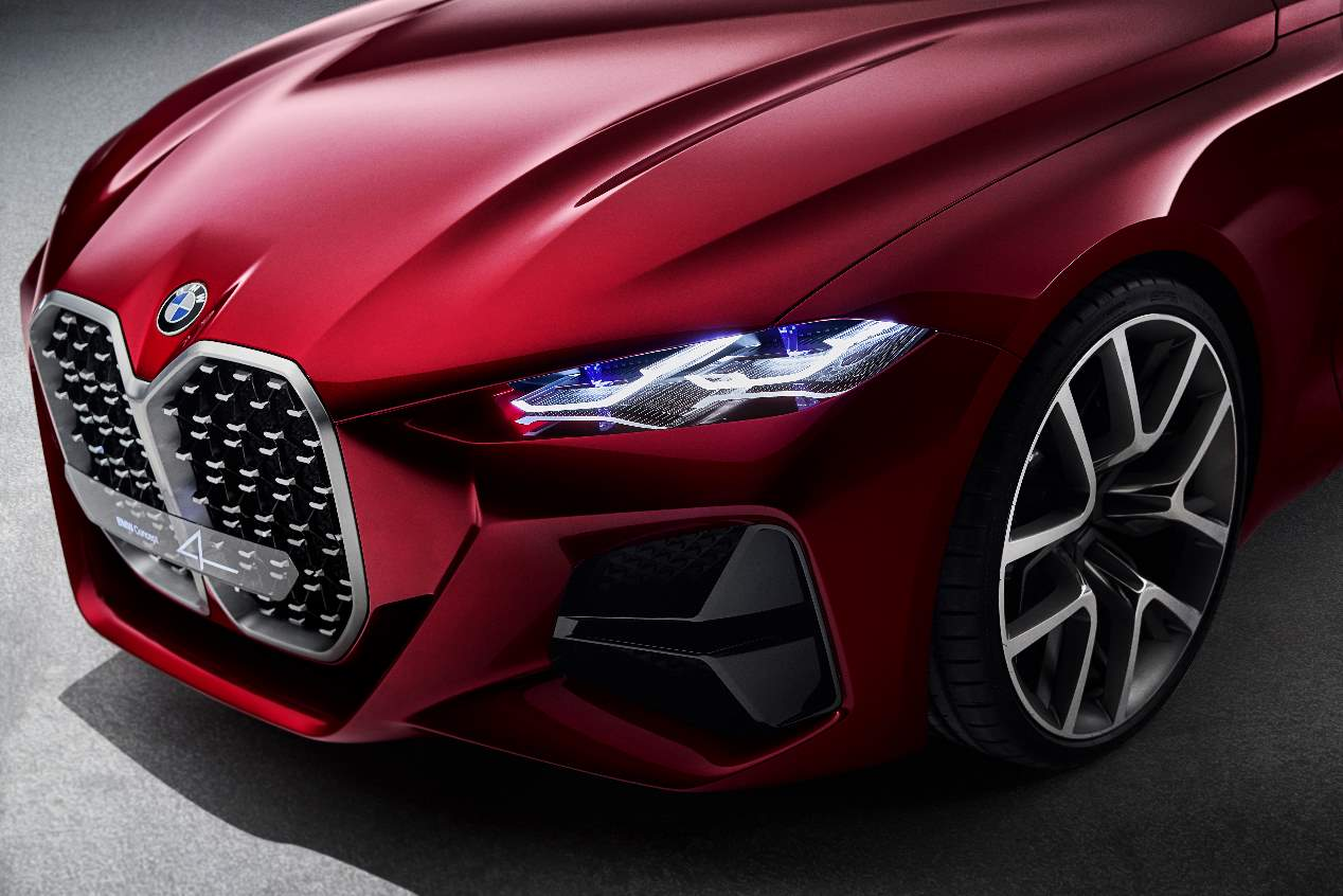 Así podría ser el nuevo BMW Serie 4 Gran Coupé 2021: primeras imágenes
