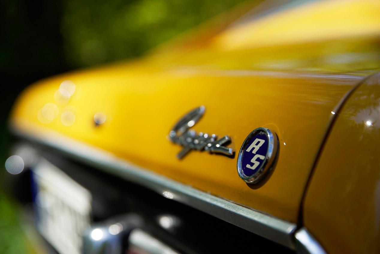 El Ford Capri cumple 50 años