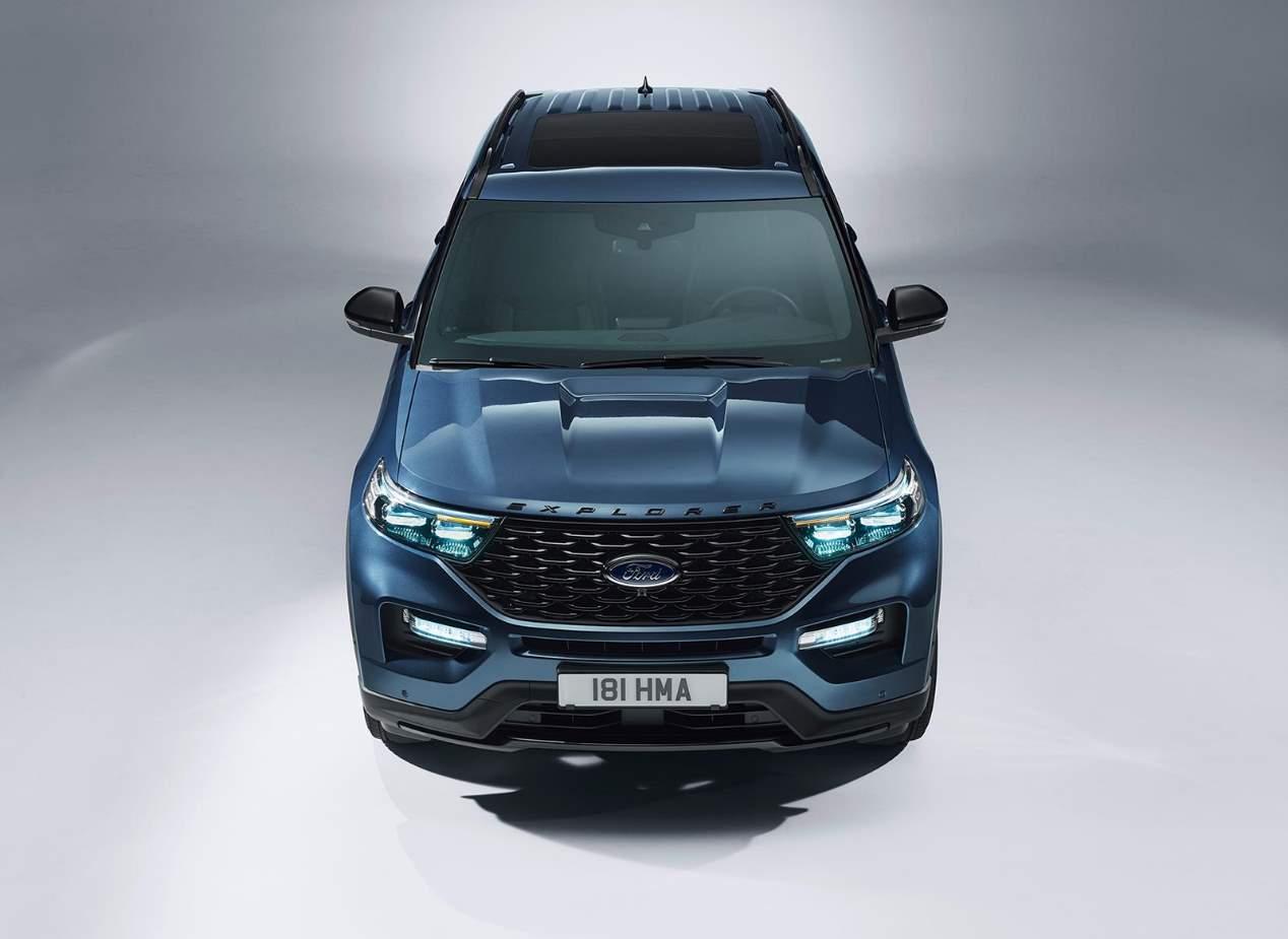 Ford Explorer PHEV 2020: ya a la venta en Europa