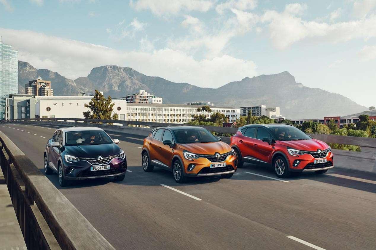 Renault Captur E-Tech 2020: el SUV estrenará versión híbrida enchufable