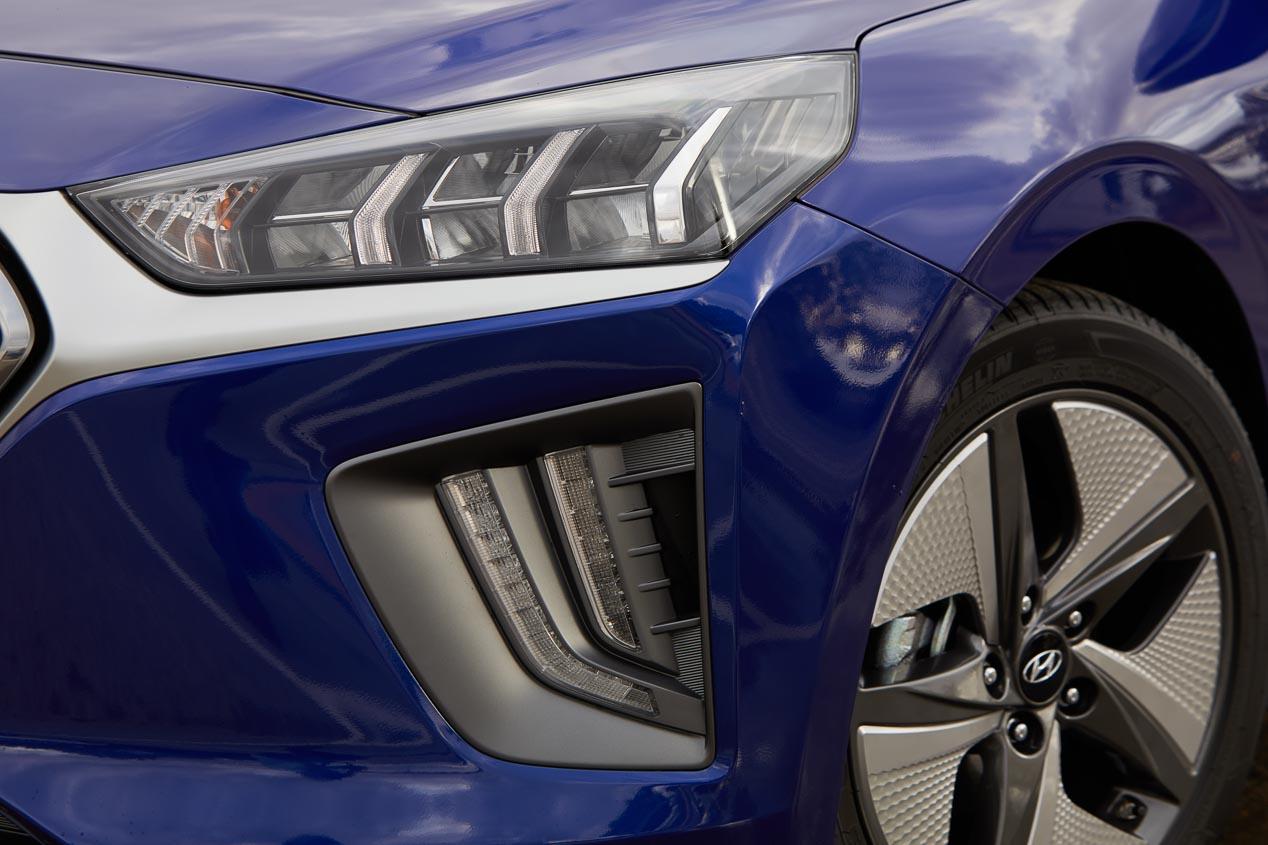 Hyundai Ioniq 2020: mejoras en toda la gama