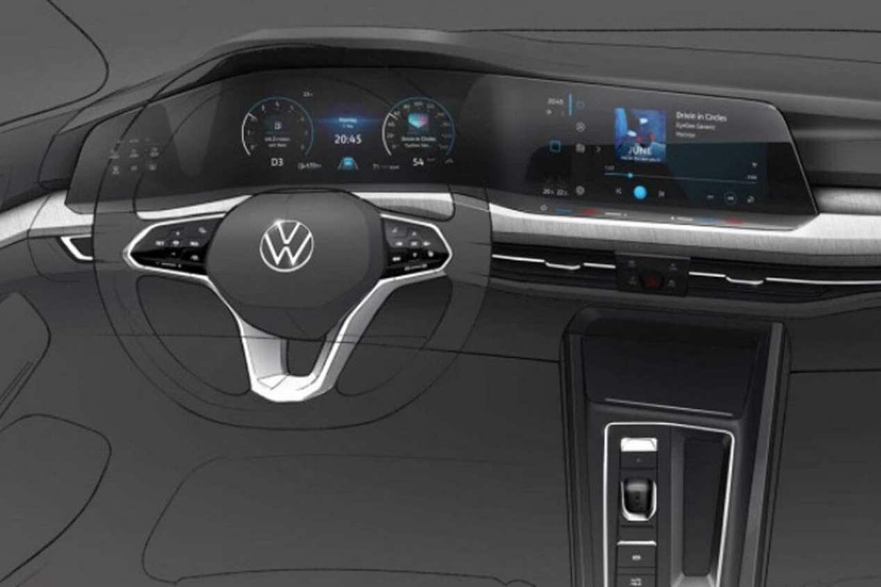 Volkswagen Golf Gti 2021 Asi Sera El Nuevo Compacto Deportivo