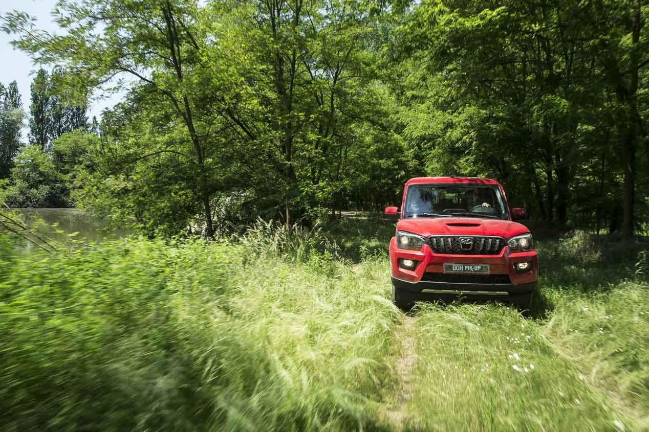 Llega la segunda generación del pick-up Mahindra GOA