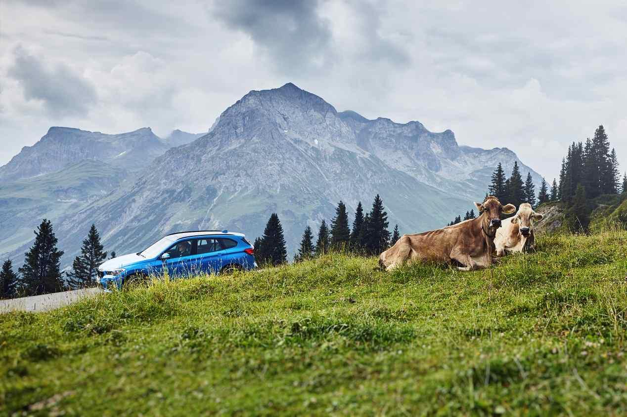 BMW X1 xDrive25e: nuevo SUV híbrido enchufable