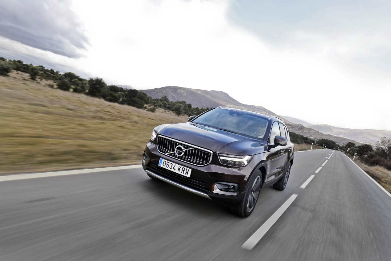Volvo XC40 T3: a prueba el SUV en versión de acceso de gasolina