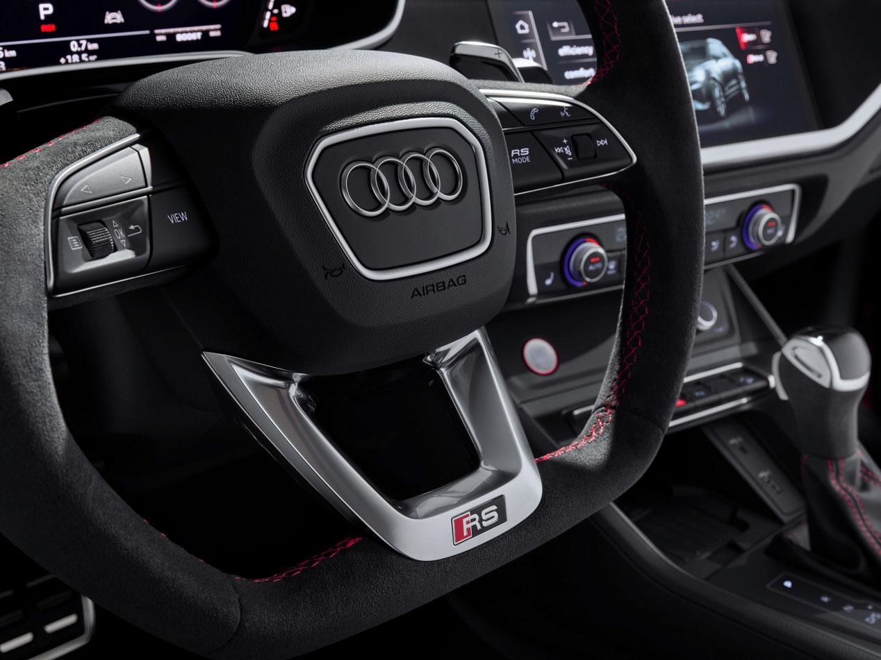 Nuevos Audi RS Q3 y RS Q3 Sportback, sus mejores fotos
