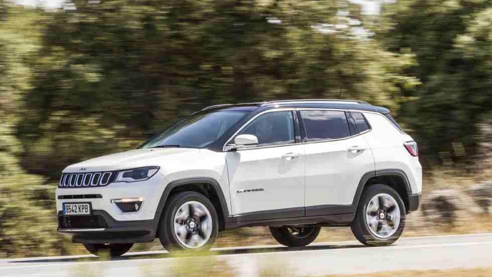 Jeep Compass 1.4 MultiAir 4x4: el nuevo SUV, a prueba