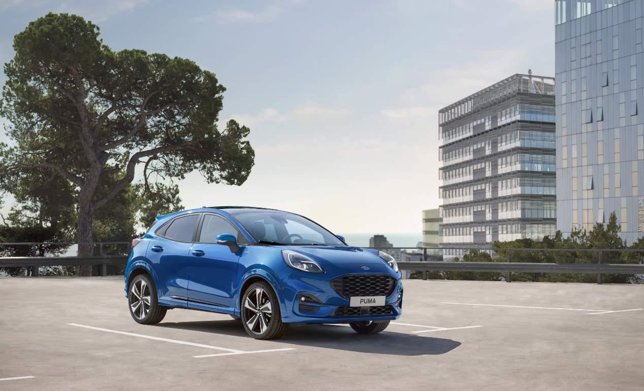 Ford Puma 2020: precios en España desde 21.925 euros