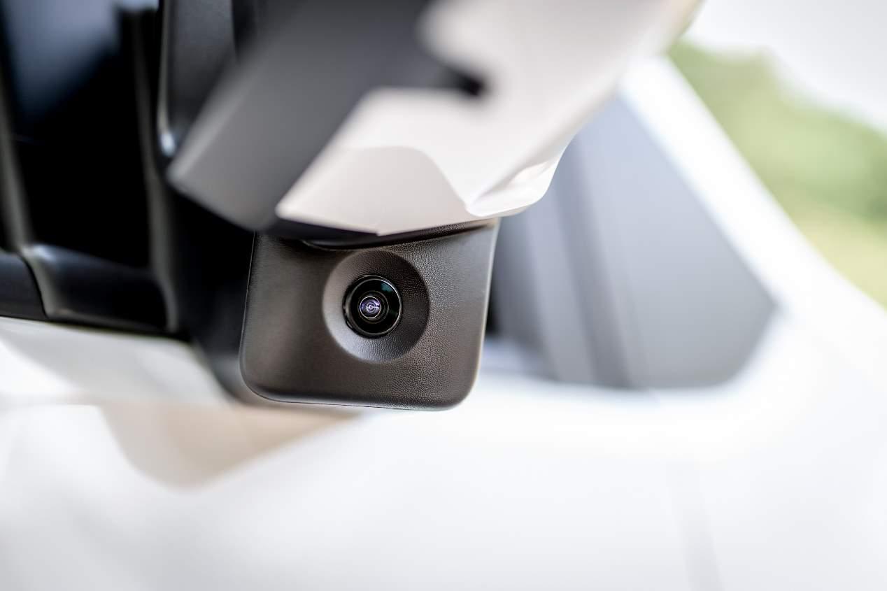 El Opel Combo Cargo 2019, con nuevas cámaras de seguridad