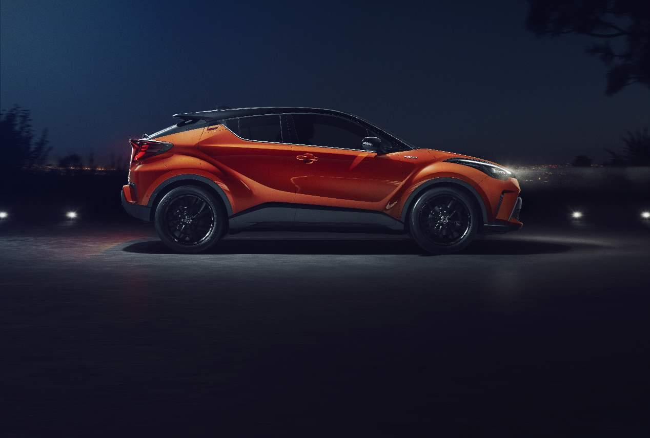 El Toyota C-HR 2020 se actualiza