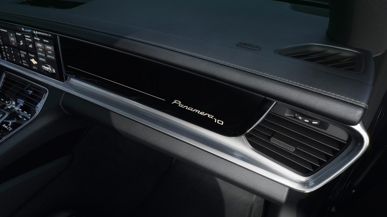 Porsche Panamera 10 Years Edition, ¡felices 10 años!
