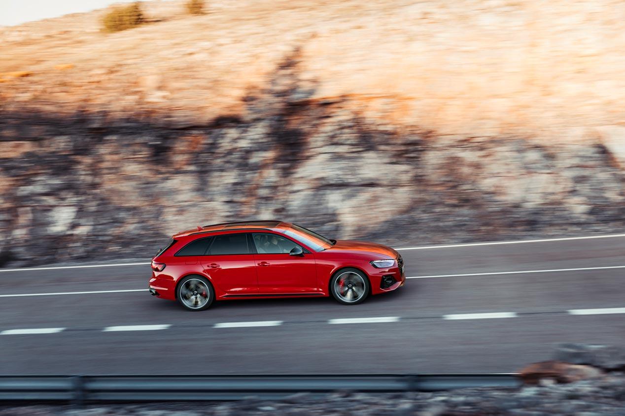 Audi RS 4 Avant 2019, con nuevos detalles