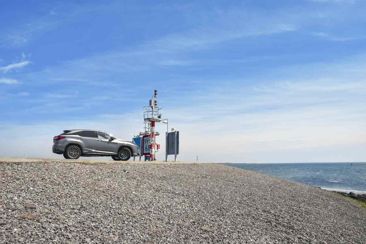 Prueba de larga duración de 100.000 km: Lexus RX 450h