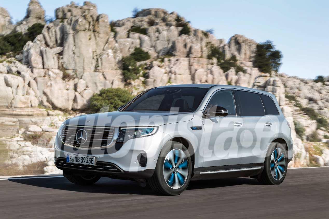 Mercedes EQB 2020: así será el nuevo SUV eléctrico