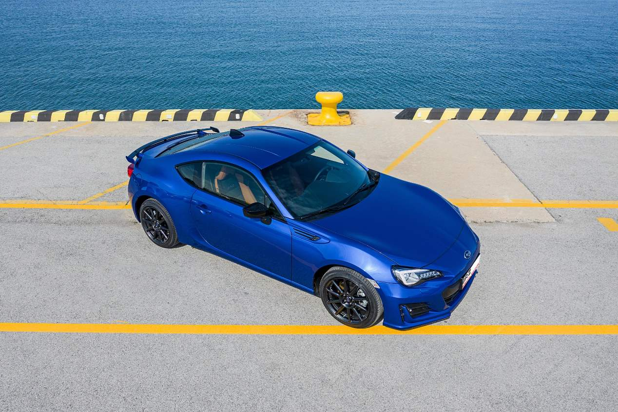 Subaru BRZ Special Edition: el nuevo deportivo, en fotos