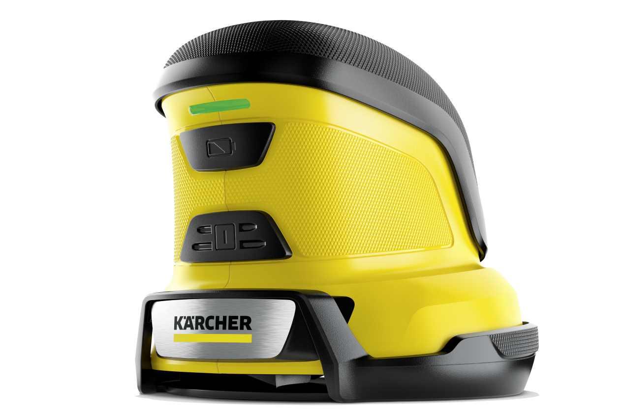 Kärcher EDI4: el raspador de hielo eléctrico definitivo