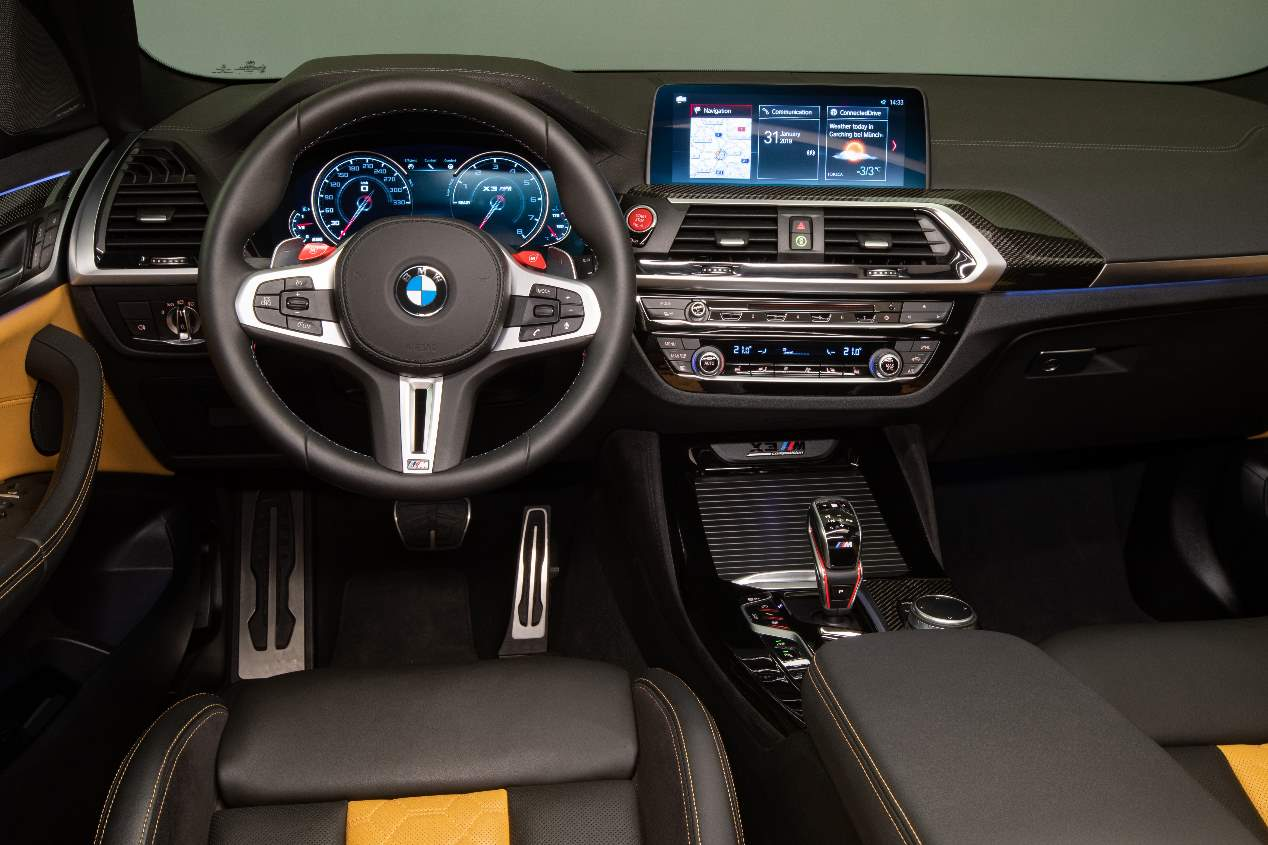 BMW X3/X4 M Competition y X2 M35i: tres SUV vestidos de atletas