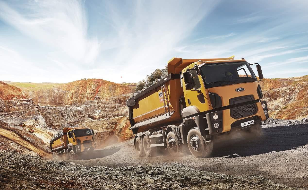 Llega F-Truck Automotive Hispania, el nuevo importador de camiones de Ford