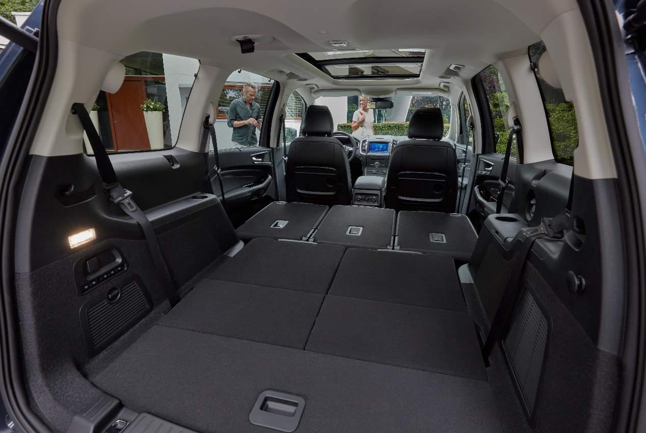 Los Ford S-Max y Galaxy 2020, en fotos