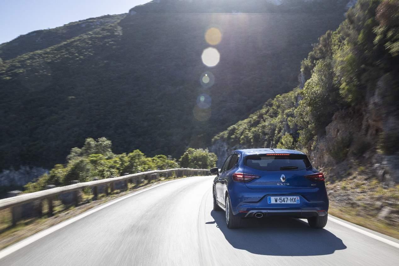 Renault Clio 1.3 TCe 130: superprueba con todos los datos del nuevo utilitario de gasolina